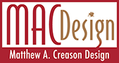 MAC Design Logo