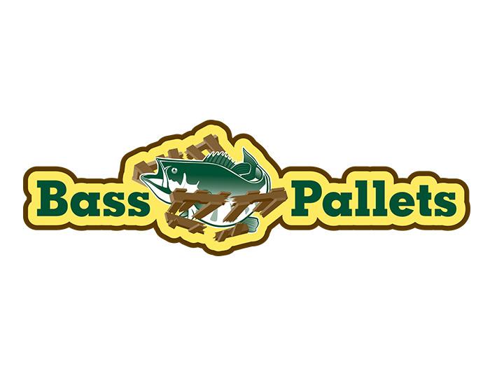 Bass Pallets Logo Design