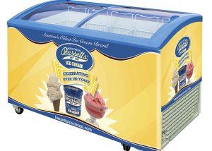 Bassetts Freezer Wrap Design