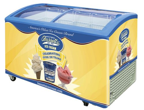 Bassetts Freezer Wrap Designs