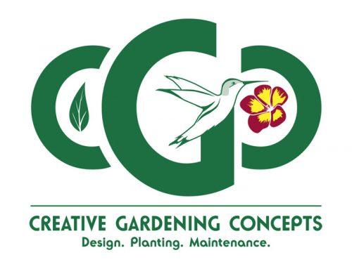 Creative Gardening Concepts Logo Design
