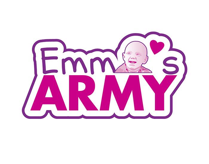 Emma's Army Logo Design