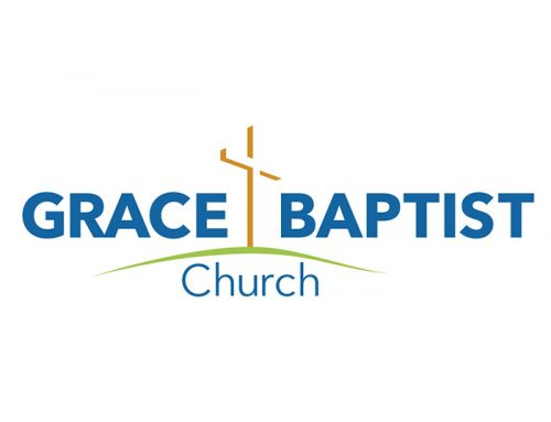 Grace Baptist Church Logo Design