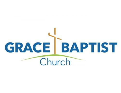 Grace Baptist Church Logo Design