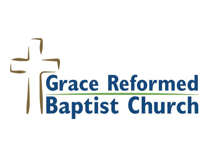 Grace Reformed Baptist Church Logo Design