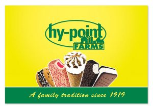 Hy-Point Farms Freezer Wrap Design