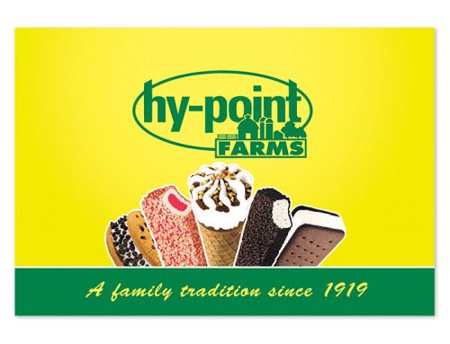 Hy-Point Farms Freezer Wrap Designs