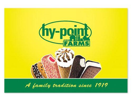 Hy-Point Farms Freezer Wrap Designs