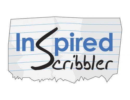 Inspired Scribbler Logo Design