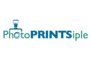 PhotoPrintsiple Logo Design