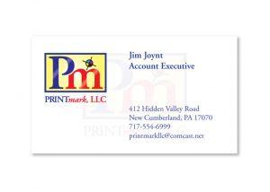 Printmark, LLC Business Card Design