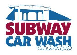 Subway Carwash Logo Design