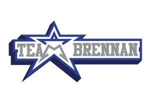 Team Brennan Logo Design