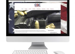 Carlisle Gun Club Website Design