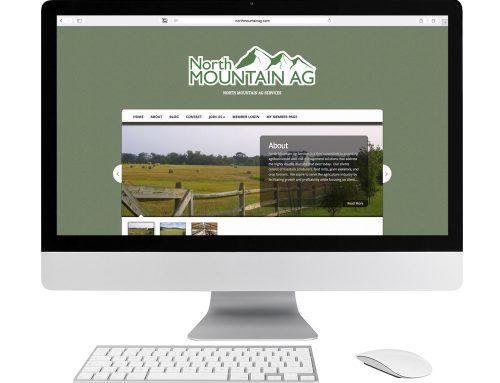 North Mountain Ag Website Design