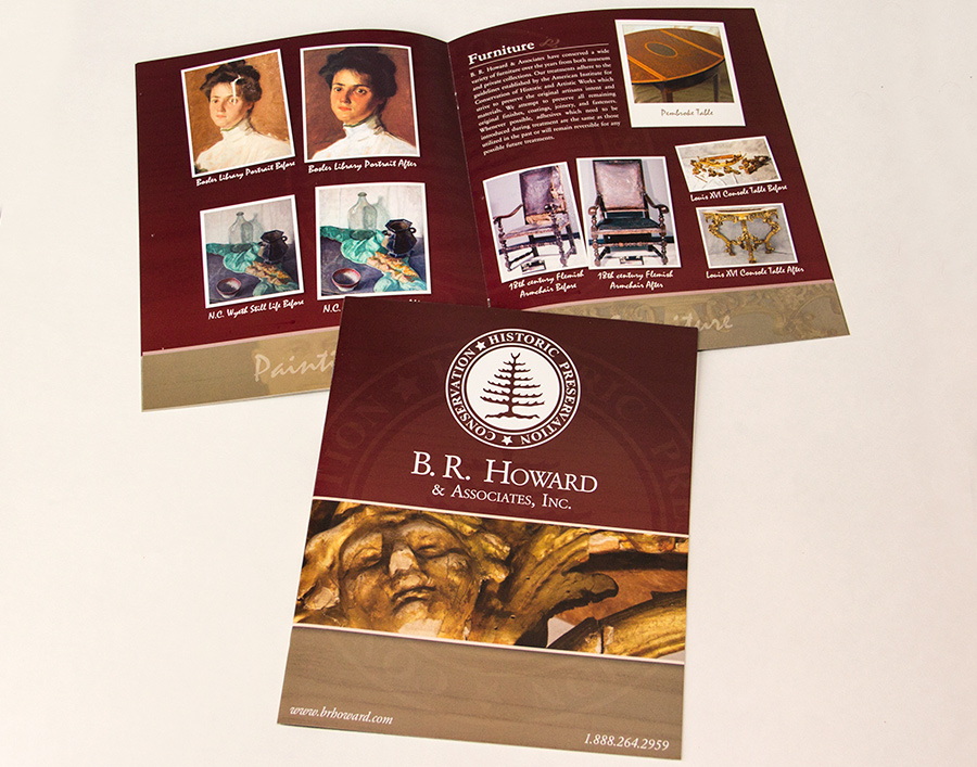B.R. Howard & Associates, Inc. Brochure